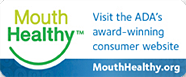 Mouth Healthy patient education
